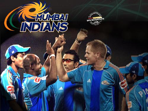 MUMBAI INDIANS-the best IPL team - I support mumbai indians.what about you? They really play well and they are the number 1.