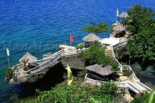 Camotes Island - Lots of resorts,caves and a lake in this island.