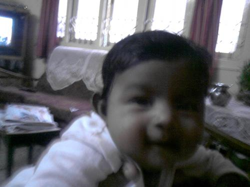 my neice again - another pic of my lovely niece....she is apple of my eye :)
