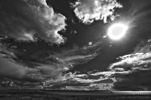 Black Sky - Taken in denmark.