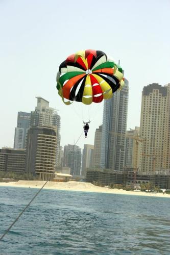 parasailing - so fun and exciting