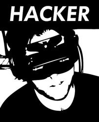 hacker - A bad hacker