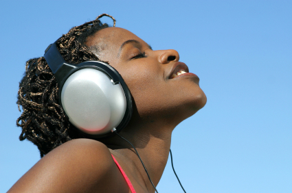 Uplifting music - Music that lifts your soul high.