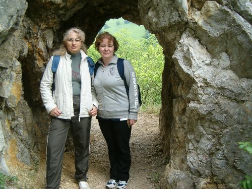 Cheile Nerei - Romania - This picture was taken when hiking in Cheile Nerei
