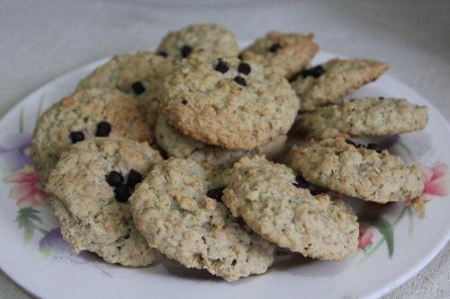 Oatmeal Cookies - Healthy cookies