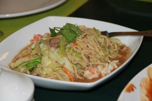 Pancit Canton - Favorite noodles