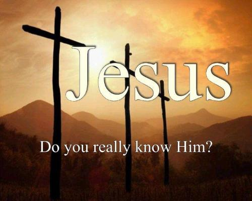 Jesus is Lord and Savior - Who is Jesus?