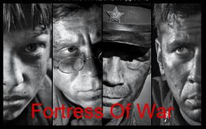 Fortress of War - Fortress of War movie poster.