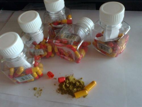 pills - Slimming pills.
