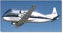 Airplane - This type of plane is called a Super Guppy.