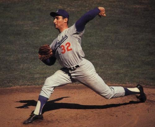 Sandy Koufax - downloaded from the internet