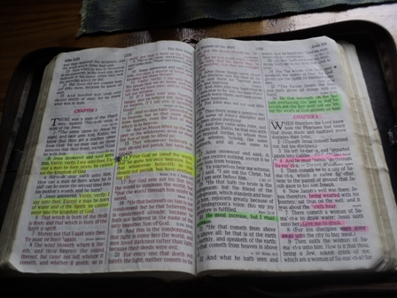 The Holy Bible, My Proof - The Bible tells the truth and nothing but the truth.