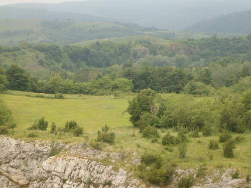 Cheile Nerei - Romania - This picture was taken while hiking in Cheile Nerei