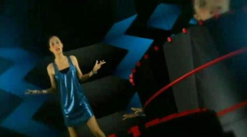 laura dancing wearing a blue dress - laura dancing wearing her blue dress