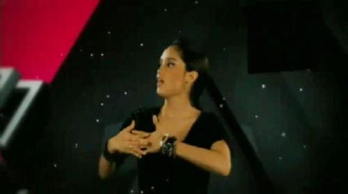 cinta laura wearing her black dress - cinta laura wearing her black dress. so cute