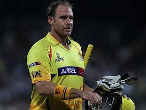 Hayden - Very good cricketer