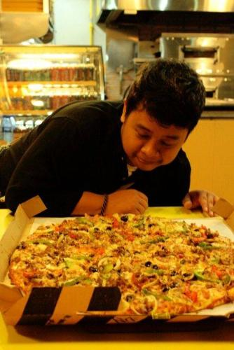 Craving for Pizza - Large Pizza for You