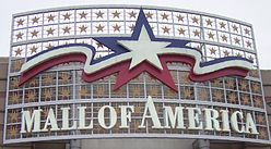 Mall of America - Never been there but want to really bad!