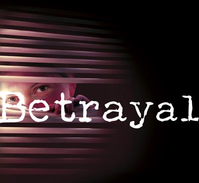betrayalal - feeling betrayed