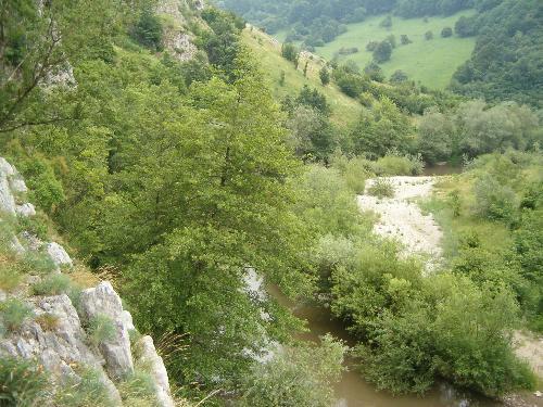 Cheile Nerei - Romania - this picture was taken while hiking in Cheile Nerei