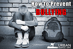 Stop the bullying. - we have to help our kids to defend them self of bullying.