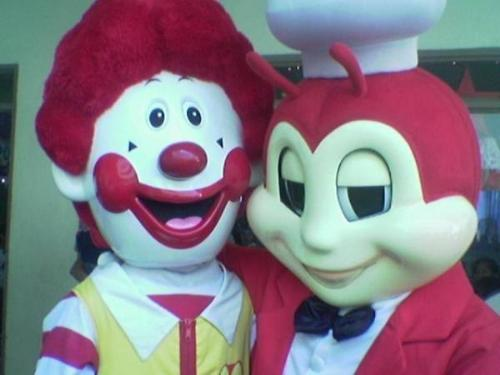 McDonald and Jolibee - Friendly Competition
