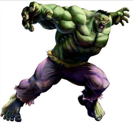 hulk!!! - Big, green, terrifying HULK!!