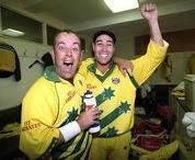Bevan - Bevan had not been great in test cricket