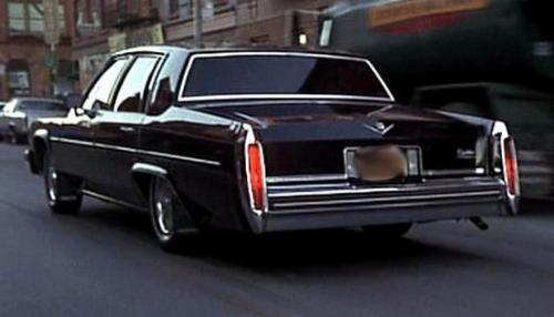 Cadillac - Big, Black, Cadillac