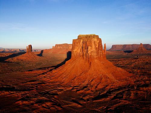 Desert - 1024×768 wallpaper