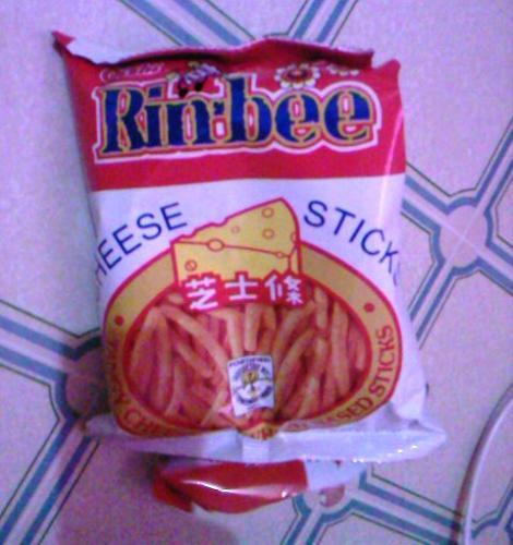 Rin Bee - Favorite snacks of children