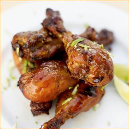 Chicken Image - Chicken Tengri Kebab
