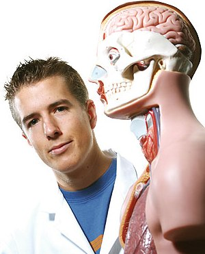 medical student - a medical student is that hard worker student who get qualified as a doctor after certain years and treat people