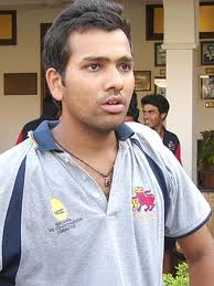 Rohit Sharma - Rohit is playing for Mumbai Indians.
