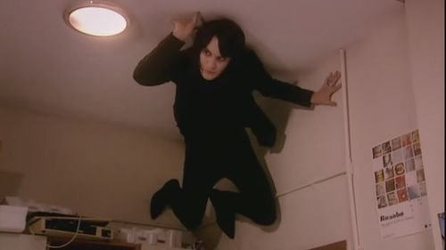 The IT Crowd - Richmond - Richmond on the ceiling.
