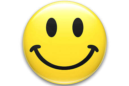 Happy! - A happy smiley for all