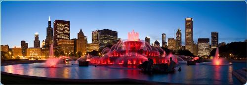Buckingham Fountain - Buckingham Fountain is a Chicago Favorite.