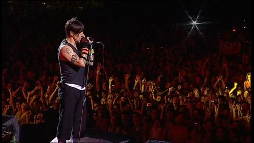 RHCP at Chorzow 2007 - Anthony Kiedis - Red Hot Chili Peppers performing a concert at Chorzow @ 2007, Anthony Kiedis singing Californication!