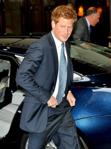 Prince Harry - Prince Harry is looking really sharpe here!