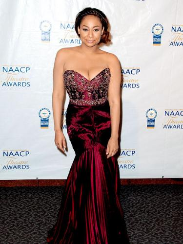 Raven Symone - She has lost 70 pounds ands she is looking good.