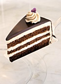 delicious choco layer cake - Fit for party and someone special...