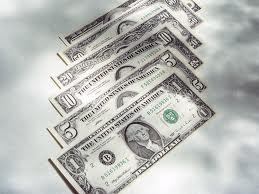 Lot of money - Earning money will make our life more comfort....................