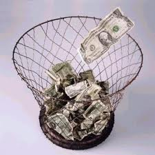 Money - Some time money is waste but, money will make our life more comfort...........