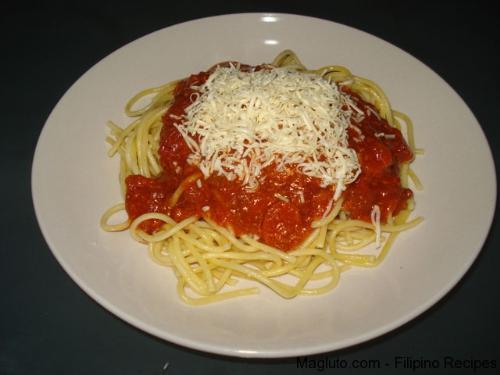 yummy - yummy spaghetti
