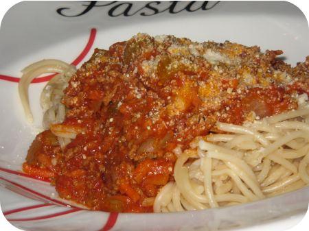 spaghetti - yummy spaghetti