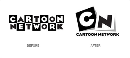 CN Old & New Logo - Comparing the logos for Cartoon Network