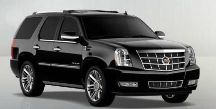 Cadillac SUV - 2011 Cadillac SUV, 4 x 4