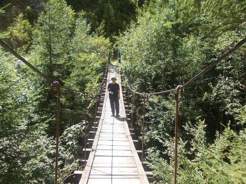 Parang Mountains - this picture was taken while hiking in Parang Mountains