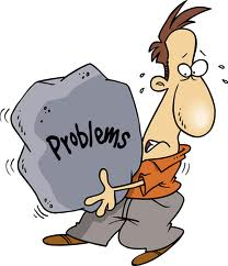 Life and its many problems - Doing something difficult