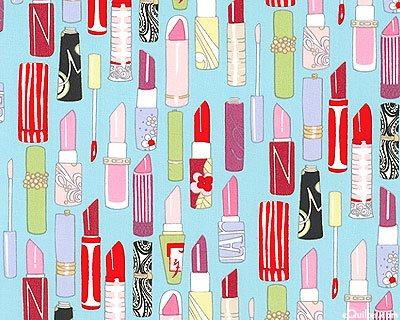 Lipstick Tubes - Drawing of lipstick tubes